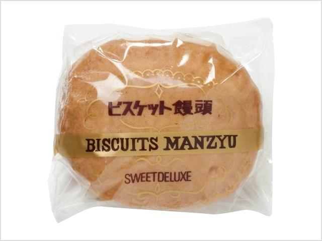 ビスケット饅頭